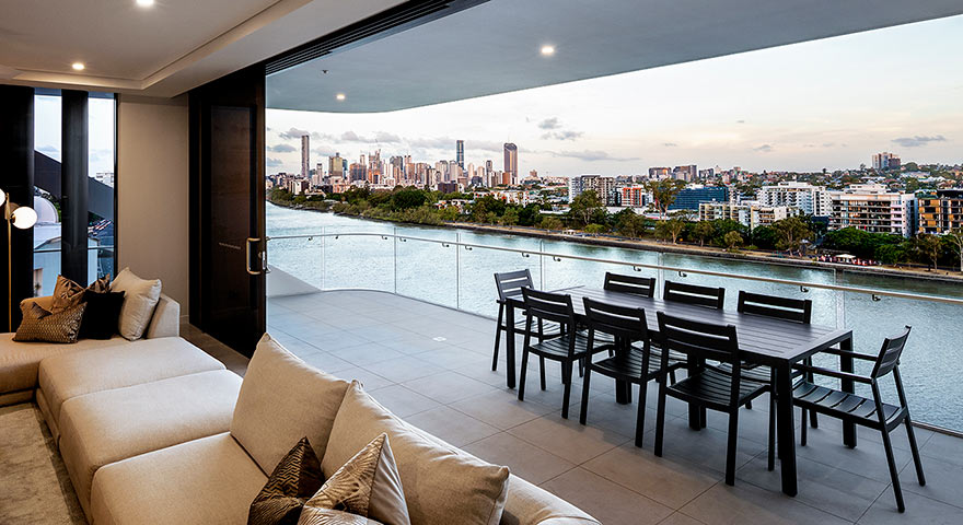 ACCEDE -BANC luxury residential interior
