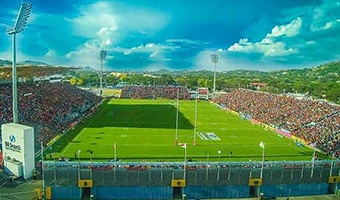 PNG Football Stadium