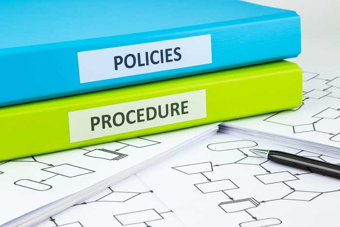 best practice defect management reporting policies and procedures